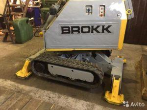 Брокк-150 вид сбоку